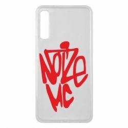 Чохол для Samsung A7 2018 Noize MC