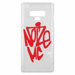 Чехол для Samsung Note 9 Noize MC