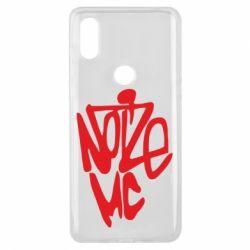 Чехол для Xiaomi Mi Mix 3 Noize MC
