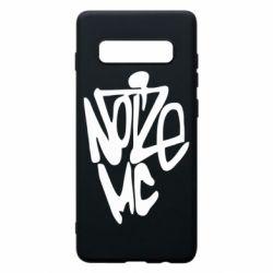 Чохол для Samsung S10+ Noize MC