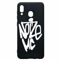 Чохол для Samsung A30 Noize MC