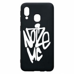 Чохол для Samsung A40 Noize MC