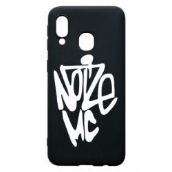Чехол для Samsung A40 Noize MC