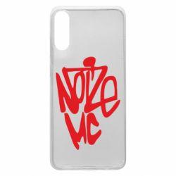 Чохол для Samsung A70 Noize MC
