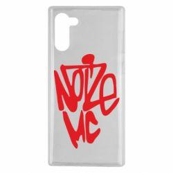 Чохол для Samsung Note 10 Noize MC