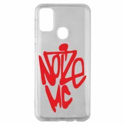 Чохол для Samsung M30s Noize MC