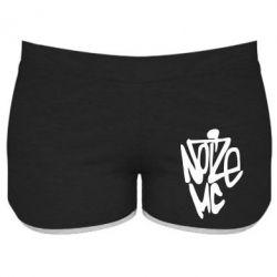 Женские шорты Noize MC - FatLine