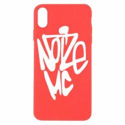 Чехол для iPhone X/Xs Noize MC