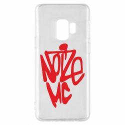 Чохол для Samsung S9 Noize MC