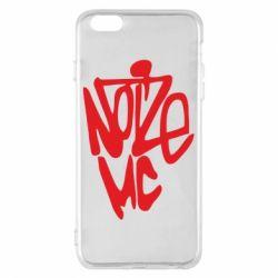 Чехол для iPhone 6 Plus/6S Plus Noize MC