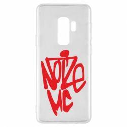 Чохол для Samsung S9+ Noize MC