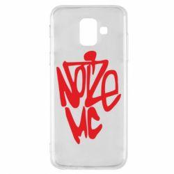 Чехол для Samsung A6 2018 Noize MC