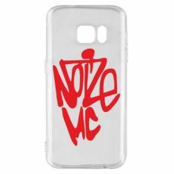 Чехол для Samsung S7 Noize MC