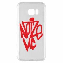 Чехол для Samsung S7 EDGE Noize MC