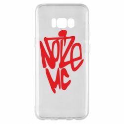 Чохол для Samsung S8+ Noize MC
