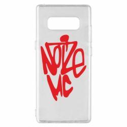 Чохол для Samsung Note 8 Noize MC