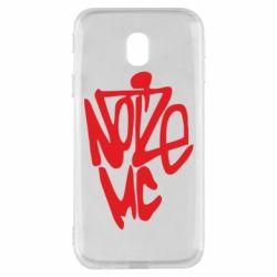 Чохол для Samsung J3 2017 Noize MC