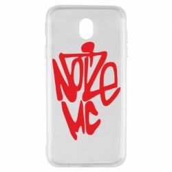 Чохол для Samsung J7 2017 Noize MC