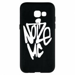 Чохол для Samsung A5 2017 Noize MC