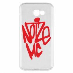 Чехол для Samsung A7 2017 Noize MC