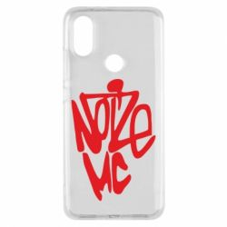 Чехол для Xiaomi Mi A2 Noize MC