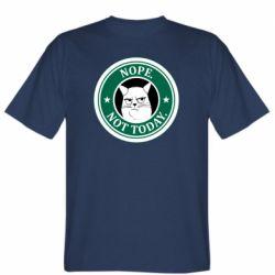 Мужская футболка Nope not today