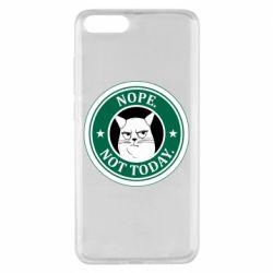 Чехол для Xiaomi Mi Note 3 Nope not today
