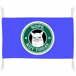 Флаг Nope not today