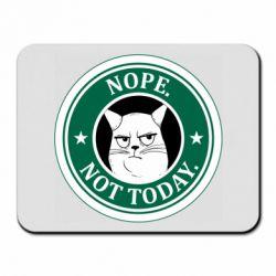 Коврик для мыши Nope not today