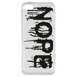 Чехол для iPhone5/5S/SE Nope spray