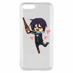 Чохол для Xiaomi Mi6 Noragami and drink