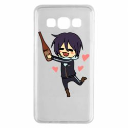 Чохол для Samsung A3 2015 Noragami and drink