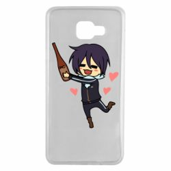 Чохол для Samsung A7 2016 Noragami and drink