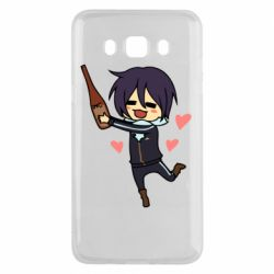 Чохол для Samsung J5 2016 Noragami and drink