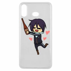 Чохол для Samsung A6s Noragami and drink