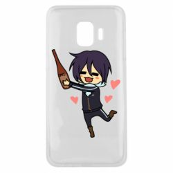 Чохол для Samsung J2 Core Noragami and drink