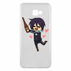 Чохол для Samsung J4 Plus 2018 Noragami and drink