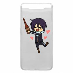 Чохол для Samsung A80 Noragami and drink