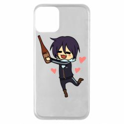 Чохол для iPhone 11 Noragami and drink