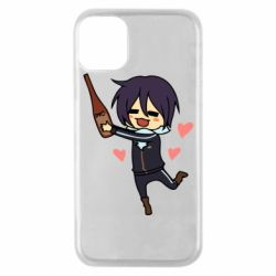 Чохол для iPhone 11 Pro Noragami and drink