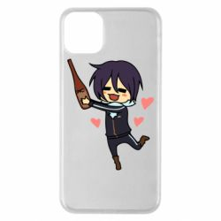 Чохол для iPhone 11 Pro Max Noragami and drink