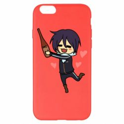 Чохол для iPhone 6 Plus/6S Plus Noragami and drink