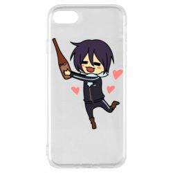 Чохол для iPhone 7 Noragami and drink