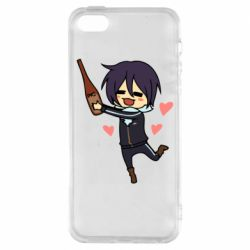 Чохол для iphone 5/5S/SE Noragami and drink