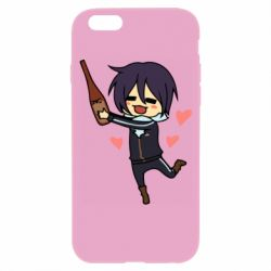 Чохол для iPhone 6/6S Noragami and drink
