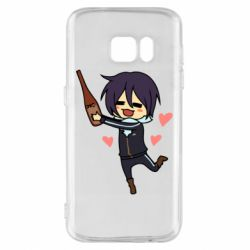 Чохол для Samsung S7 Noragami and drink