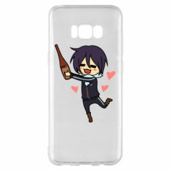 Чохол для Samsung S8+ Noragami and drink