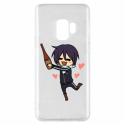 Чохол для Samsung S9 Noragami and drink
