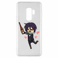 Чохол для Samsung S9+ Noragami and drink