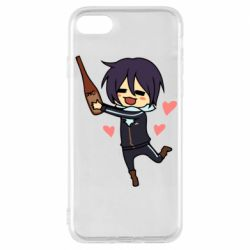 Чохол для iPhone 8 Noragami and drink